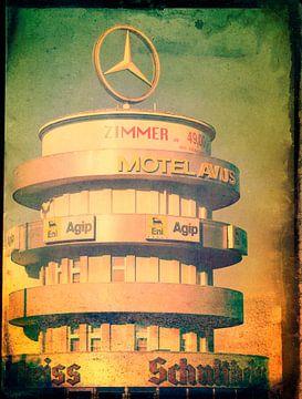 Berlin - Motel Avus van