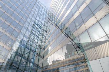 Architektonische Kunst von Mark Bolijn
