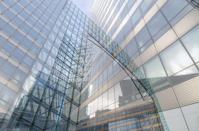 Architectonische kunst van Mark Bolijn