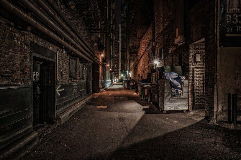 Chicago after dark van Reinier Snijders
