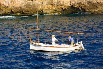 Vissersboot van Mark Scholten