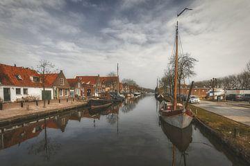Nieuwe Haven - Pittoresk Edam