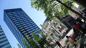 Oud en nieuw architectuur in Rotterdam von R. Khoenie
