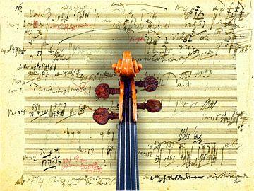 Muzikale Les-Art van Dirk H. Wendt