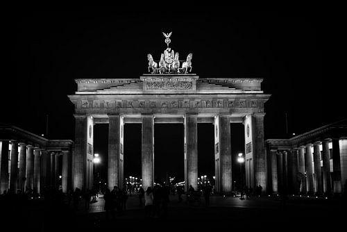Brandenburger Tor von Jaco Verheul