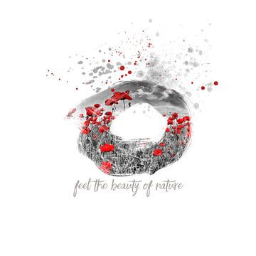 Graphic Art | Beauty of nature  sur Melanie Viola