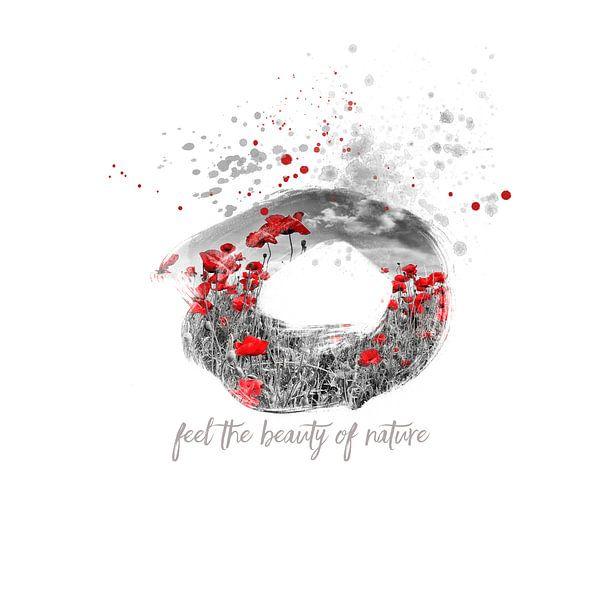 Graphic Art | Beauty of nature  van Melanie Viola