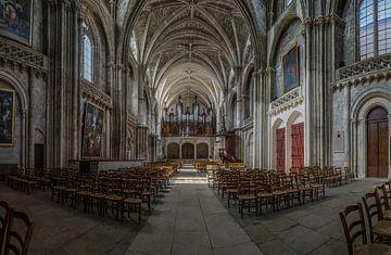 La cathédrale de bordeaux sur Hans Kool