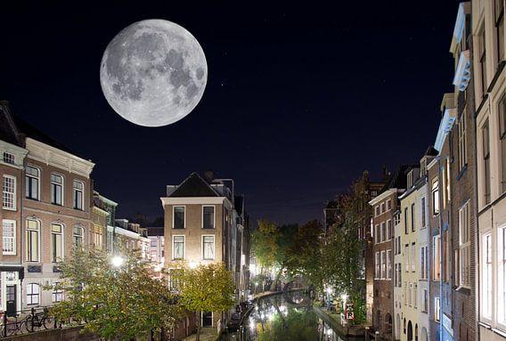 Utrecht Supermaan