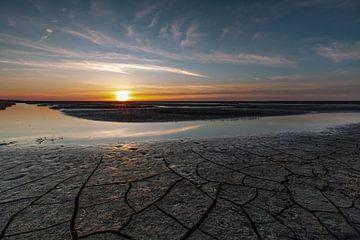 Risse im Wattenmeer von P Kuipers