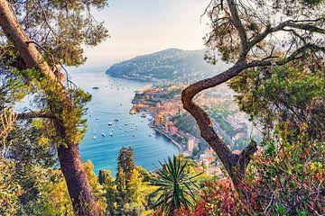 Die französische Riviera von Manjik Pictures