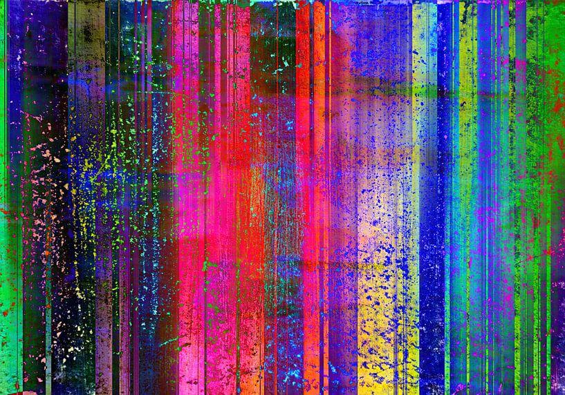 Abstrakt Liquid thirteen von PictureWork - Digital artist