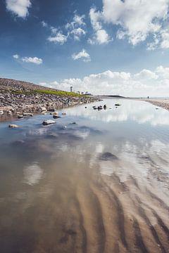 Strandspiegel von Bram Huijzen