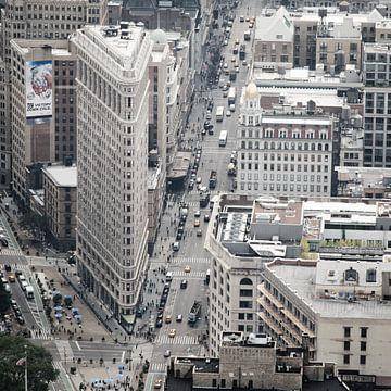 Flatiron Building von Cesar Koot