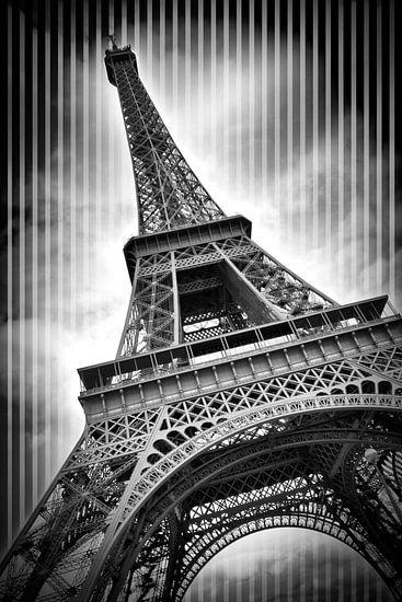 PARIJS eiffeltoren  van Melanie Viola