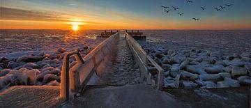 Sunny ice van peterheinspictures