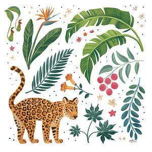 Jungle Love IV White, Janelle Penner