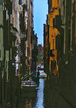 Venetië - Italië van Dirk van der Ven