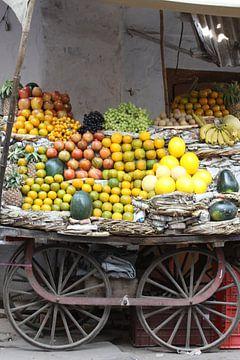 Fruitkar van Cora Unk