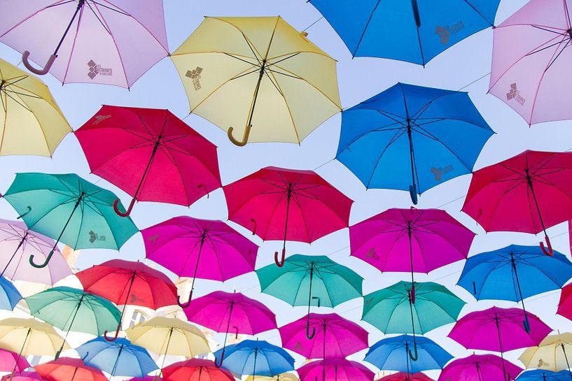 Een hemel van parapluutjes van Marianne Jonkman