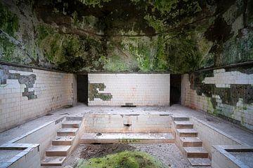 Spa abandonné dans Decay. sur Roman Robroek