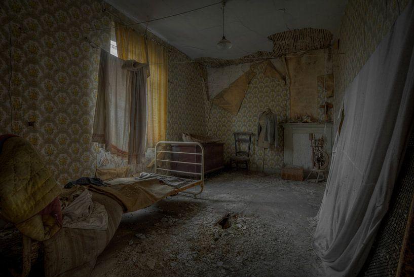 La chambre de décomposition sur Wesley Van Vijfeijken