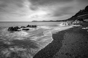 White Rock Beach Dalkey II von Ronne Vinkx