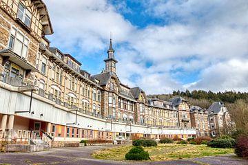 HDR Sanatorium du Basil von W J Kok