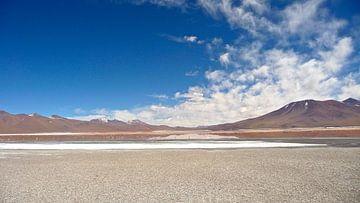 'Kiezels en zout', Bolivia van Martine Joanne