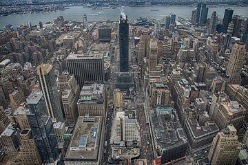 New York, New York  van Tineke Visscher