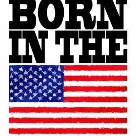 Geboren in de VSA van Brian Raggatt