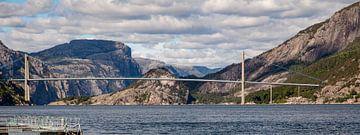 Lysefjord Brücke sur Marion Seibt
