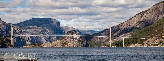 Lysefjord Brücke van Marion Seibt