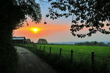Abendlicht von Erik Reijnders
