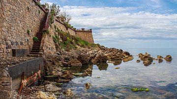 Stadsmuur van Alghero van