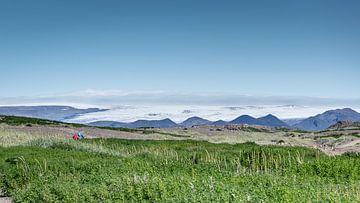Glacier360: mountainbikes in IJsland van
