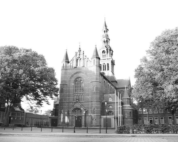 Laurentiuskerk te Heemskerk van Fela de Wit
