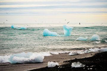 Iceland View van Rene Jacobs