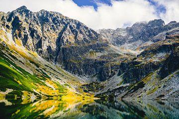 Bergmeer in de Herfst van Patrycja Polechonska