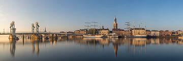 Kampen skyline panorama #2 sur Edwin Mooijaart