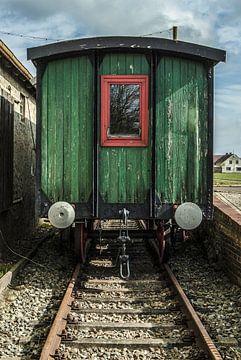 Een oude wagon van Norbert Sülzner