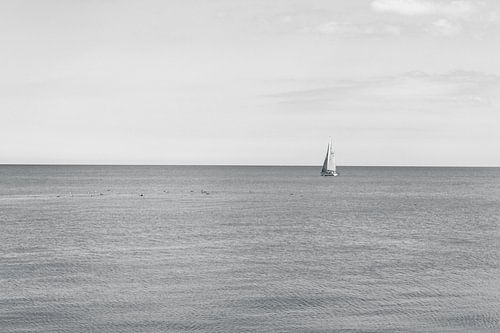 Segeln Segelboot  von Melvin Fotografie