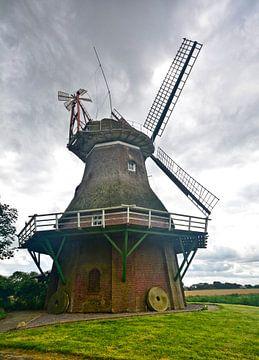 Mühle Minsen 1 von Edgar Schermaul