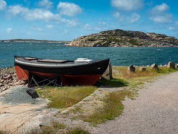Boot von Bert Cornelissen