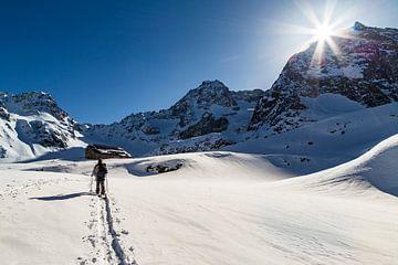 Tour durch die Region Vorarlberg in Österreich von Hidde Hageman