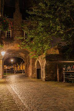 Delft Oostpoort 4 van John Ouwens
