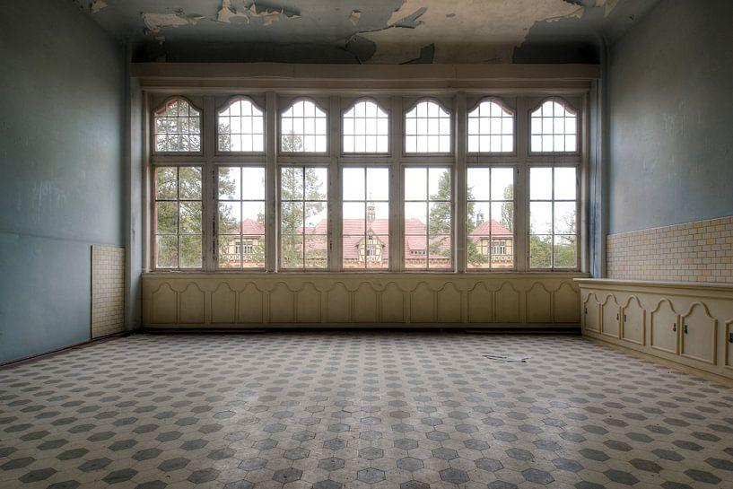 Fenster von Joke Absen