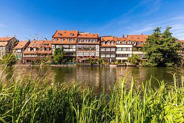 La petite Venise à Bamberg sur Werner Dieterich