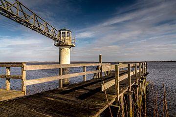 Blick auf das Lauwersmeer von piet douma