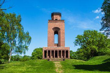 Bismarckturm im Spreewald in Burg von Rico Ködder